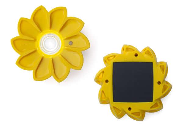 Cadeau thème NATURE - Lampe à capteur solaire Altermundi.