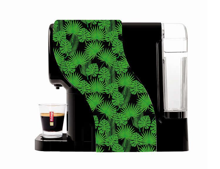 Cadeau thème NATURE - Machine à café 'Ek'Oh' Malongo.