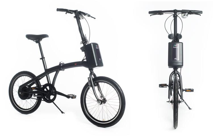 Cadeau thème HIGHTECH - Vélo électrique pliant Askoll.