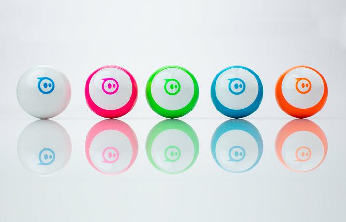 Cadeau thème HIGHTECH - Mini balle robotisée Sphero.