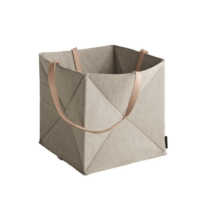 Cadeau thème 'MONDE' - Panier origami Fritz Hansen.