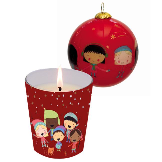 Cadeau thème 'MONDE' - Made in l'Unicef.