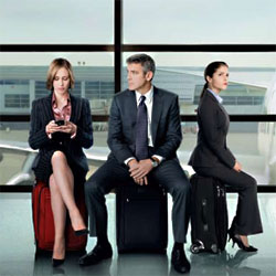 Georges Clooney dans 'In the Air'
