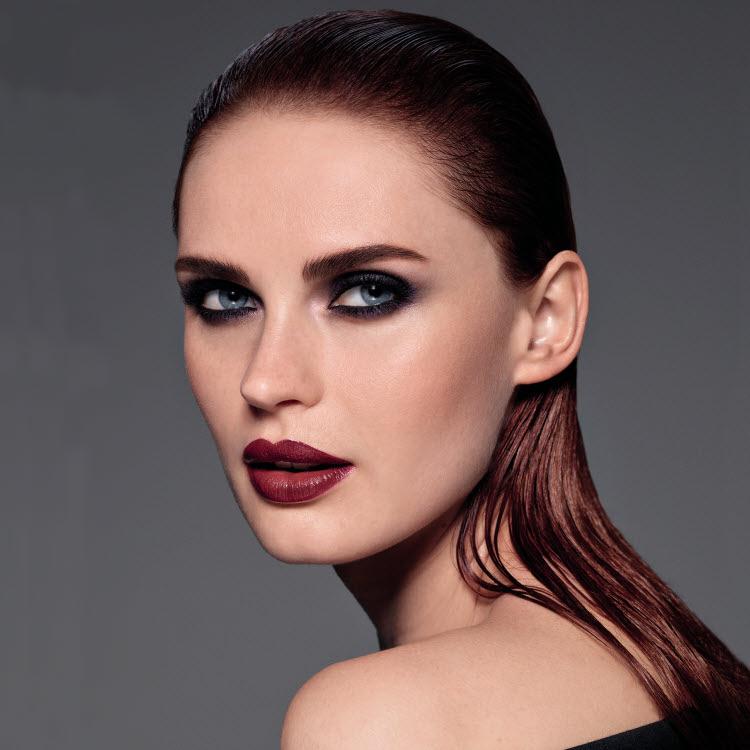 Maquillage CXL by Christian Lacroix - version soir.