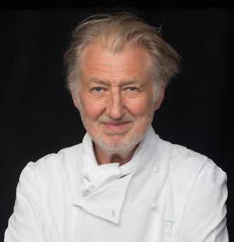 Pierre Gagnaire, chef étoilé Michelin