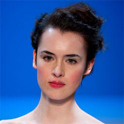 Maquillage du défilé Couture Printemps-été 2010 Christophe Josse.