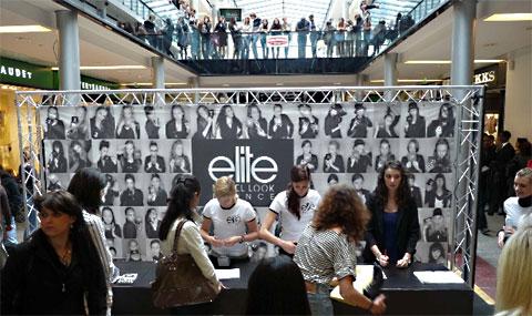 Casting de Model Look Elite 2009