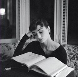 Le Charme selon Audrey Hepburn sur le tournage de Sabrina