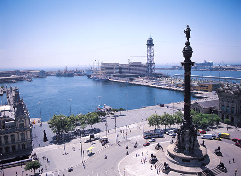 Barcelone, Port Vell. © Turisme de Barcelona / G. Foto