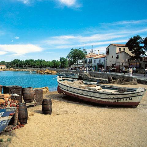 PortAventura, village Mediterranée