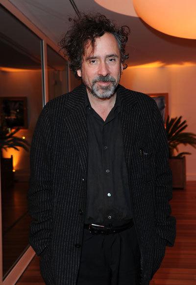 Tim Burton, Présidentdu Jury du 63ème Festival du FIlm à Cannes