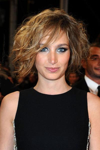 Pauline Lefevre au Festival de Cannes 2010