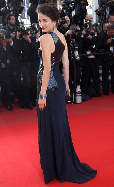 Camilla Belle au Festival de Cannes 2010