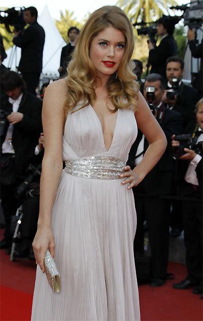 Doutzen Kroes au Festival de Cannes 2010