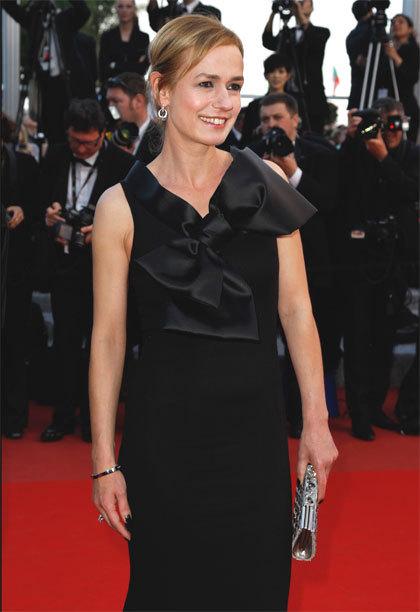 Sandrine Bonnaire au Festival de Cannes 2010