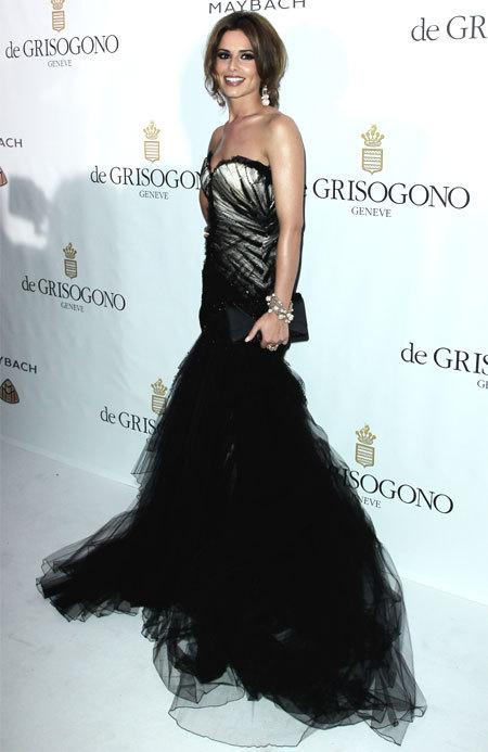 Cheryl Cole au Festival de Cannes 2010
