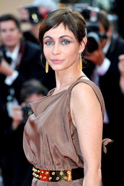 Emmanuelle Béart au Festival de Cannes 2010