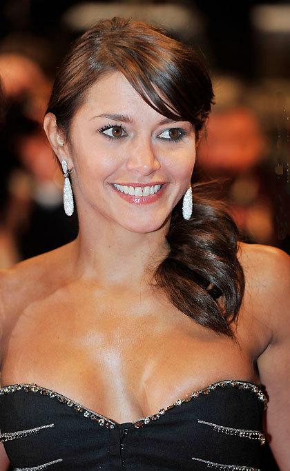 Emma de Caunes au Festival de Cannes 2010