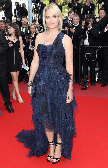 Judith Godrèche au Festival de Cannes 2010