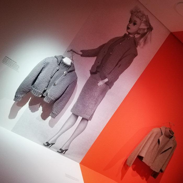 """Créations Martin Margiela présentées à l'exposition Margiela, les années Hermès"""" © D.R."""
