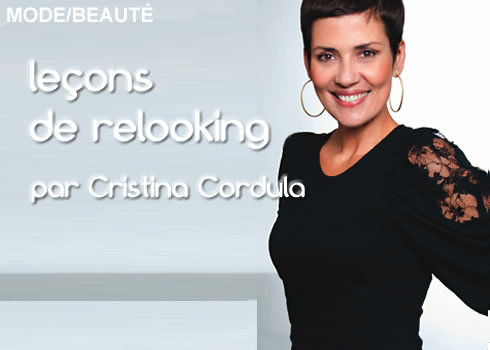 experte en relooking cristina cordula nous livre quelques. Black Bedroom Furniture Sets. Home Design Ideas