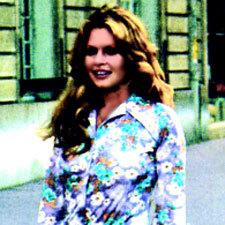 Karting réédite le pantalon porté par Bardot dans les années 70