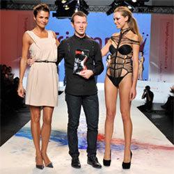 Nikolay Bojilov, gagnant du concours international 'Triumph Inspiration Award