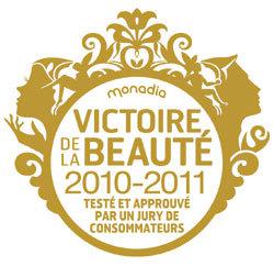 macaron Victoires de la Beauté 2010-2011