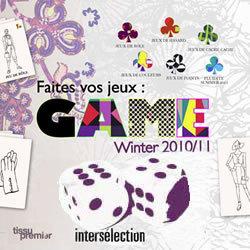 jeu du shopping tendances pour l'automne-hiver 2010/2011