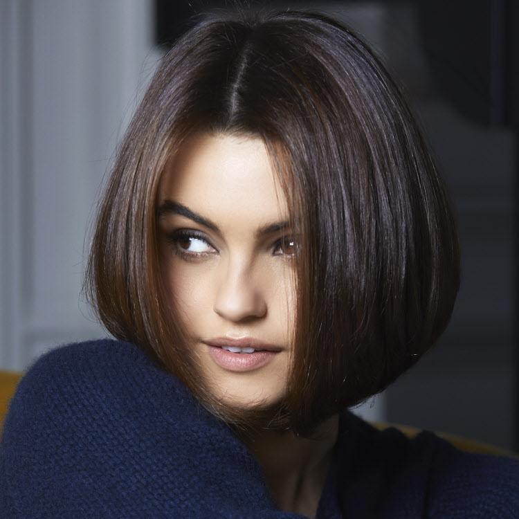 Coupe et coiffure cheveux mi-longs Franck PROVOST - Automne-hiver 2018-2019.