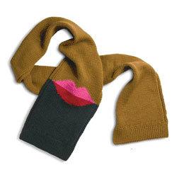écharpe collector Kenzo à faire soi-même