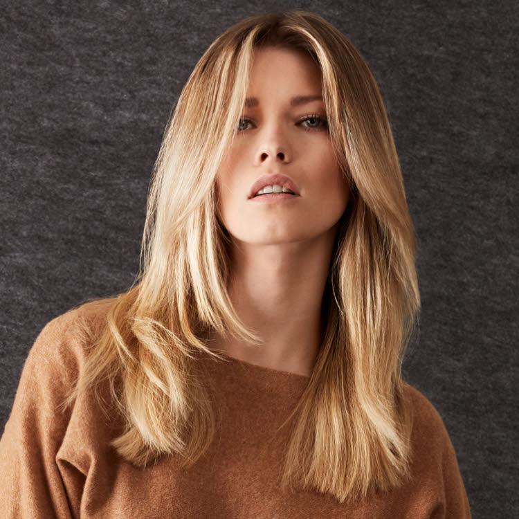 Coupe et coiffure cheveux longs INTERMEDE - Automne-hiver 2018-2019.