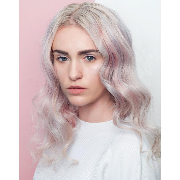 Coupe et coiffure cheveux longs Jean-Claude AUBRY - Automne-hiver 2018-2019.
