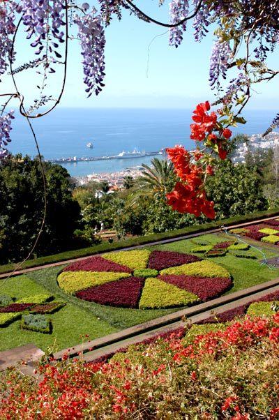 Le Jardin Botanique de Madère, à 3 km de Funchal