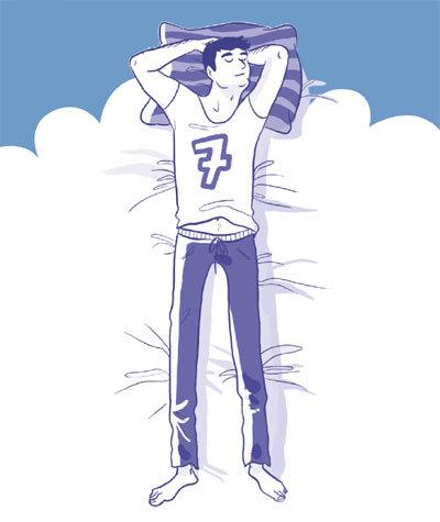 votre position pour dormir en dit beaucoup sur vous page 7. Black Bedroom Furniture Sets. Home Design Ideas