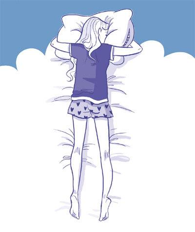 votre position pour dormir en dit beaucoup sur vous page 9. Black Bedroom Furniture Sets. Home Design Ideas