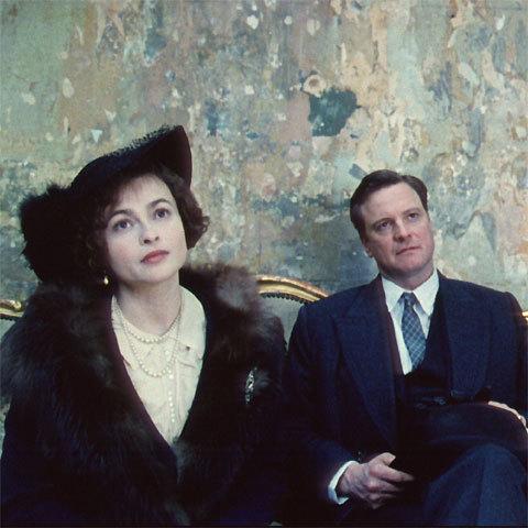 Colin Firth et Helena Bonham Carter dans 'Le Discours d'un Roi'