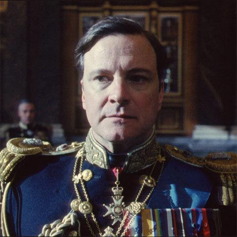 Colin Firth dans 'Le Discours d'un Roi'