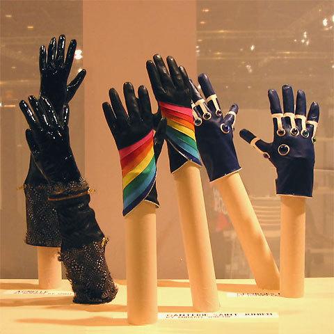 Salon 1ère Classe, 'Exercice de style autour du gant'