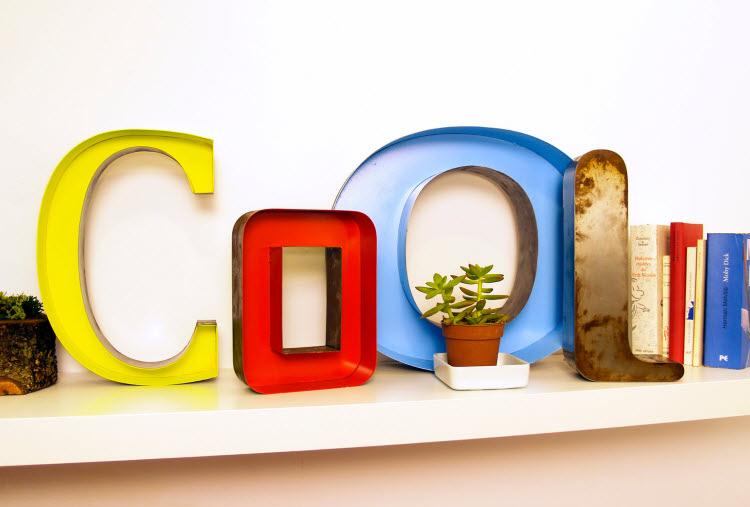 Cadeau LETTRES n° 5 - Plateaux cool