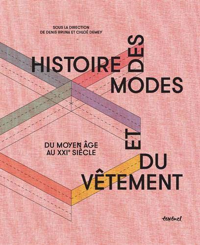 Cadeau LETTRE n° 14 - Beau livre : Histoire des modes et du vêtement.