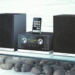 Différences entre la diffusion radio analogique et la diffusion numérique ? (photo : radio numérique Pure)