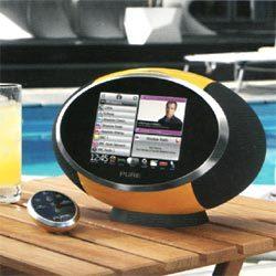 Avantages de la radio numérique ? (photo : radio numérique Pure)