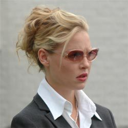 Katherine Heigl dans 'Working Love'