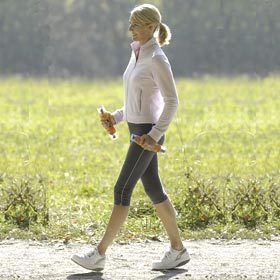 'Masaï Walking' - Échauffement et exercices de base