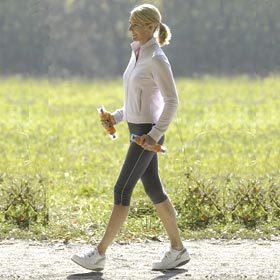 'Masaï Walking' - Variation des pas/École de course