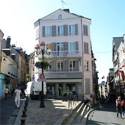 Les rues de Honfleur