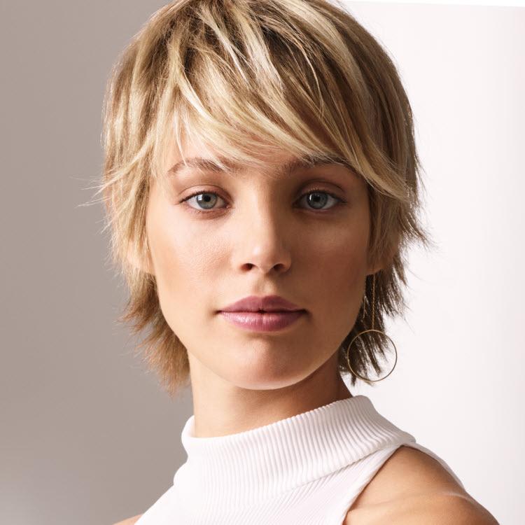 30 nouvelles idées coiffures pour cheveux courts - Été 2019 | Page 10