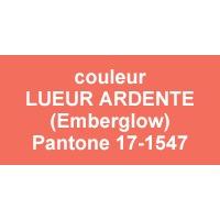 couleur Emberglow - Pantone®