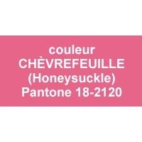 couleur Honeysuckle - Pantone®